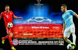 Bayern Munich - Man City: Tái ngộ không khoan nhượng