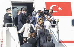 Thổ Nhĩ Kỳ không trả tiền chuộc con tin cho IS
