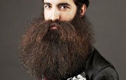 Thú vị cuộc thi râu và ria mép đẹp nhất thế giới