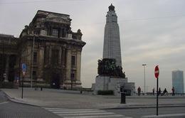 Sơ tán nhân viên tòa nhà Bộ Tư pháp Bỉ do bị dọa đặt bom