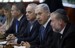 Israel giải tán Quốc hội mở đường cho tổng tuyển cử
