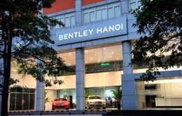 Hãng xe siêu sang Bentley chính thức có mặt tại Việt Nam