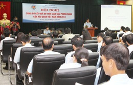Lần đầu tiên Việt Nam thực hiện đo thời gian giải phóng hàng