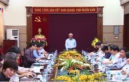 Kiểm tra công tác phòng chống tham nhũng tại BHXH Việt Nam