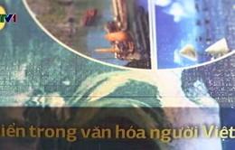 """""""Biển trong văn hóa người Việt"""": Thêm yêu biển đảo quê hương"""
