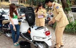 Từ 1/1/2015, phạt nặng mua bán xe không sang tên chính chủ