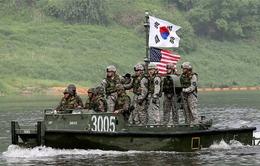 Mỹ - Hàn hoãn chuyển giao quyền chỉ huy tác chiến thời chiến
