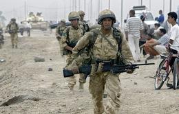 Anh cử thêm lực lượng huấn luyện binh sĩ Iraq