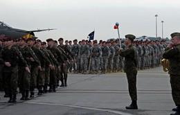 "NATO tiến hành cuộc tập trận ""Mũi kiếm sắt"""