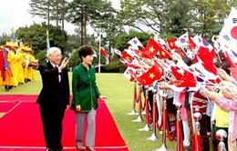 Quan hệ Việt Nam - Hàn Quốc: Đạt đến độ tin cậy chính trị cao