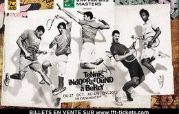 Paris Masters 2014: Djokovic thắng dễ, Federer xuất trận