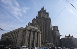 Nga trục xuất một số nhà ngoại giao Ba Lan