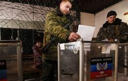 Mỹ lên án cuộc bầu cử tại miền Đông Ukraine