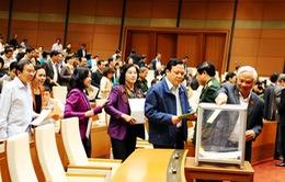 ĐBQH đồng tình một nhiệm kỳ lấy phiếu tín nhiệm 2 lần