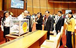 Ý kiến cử tri về kết quả Quốc hội lấy phiếu tín nhiệm