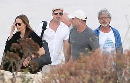 Angelina Jolie được lòng các thủy thủ