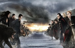 "Hấp dẫn với ""Twilight Saga, The: Breaking Dawn 2"" trên Star Movies"