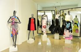 Công Trí trình làng BST Thu - Đông phong cách Pop Art