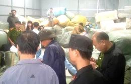 Quảng Ninh: Bắt tạm giam 10 đối tượng buôn lậu quy mô lớn