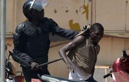 Quân đội Burkina Faso thành lập Chính phủ chuyển tiếp