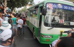 TP.HCM thí điểm giữ xe máy miễn phí cho khách đi xe bus
