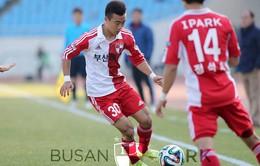 """CLB Than Quảng Ninh """"thử lửa"""" với đối thủ đến từ giải K-League"""