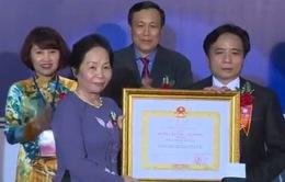 45 năm thành lập Bệnh viện Nội tiết Trung ương