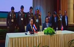 Campuchia - Thái Lan tăng cường hợp tác an ninh và hòa bình dọc biên giới