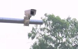 Hà Nội lắp 285 camera giao thông