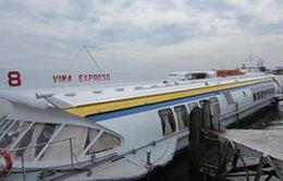 Hôm nay (23/12), tàu cánh ngầm TP.HCM-Vũng Tàu hoạt động trở lại
