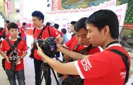 Canon PhotoMarathon 2014 phá kỷ lục với hơn 3000 người tham dự