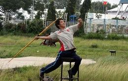 Cao Ngọc Hùng - Niềm hy vọng vàng tại Asian Para Games 2014