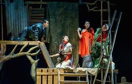 Việt Nam tiếp cận phong cách dàn dựng kịch nói của châu Âu