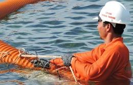Cáp ngầm huyện đảo Lý Sơn vẫn vận hành an toàn