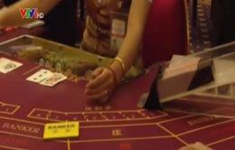Thâm nhập khu vực casino sôi động nhất biên giới Việt Nam-Campuchia