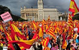 Chính phủ Tây Ban Nha từ chối đàm phán với xứ Catalan