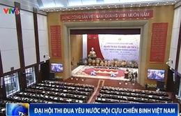 Khai mạc trọng thể ĐHthi đua yêu nước Hội Cựu chiến binh Việt Nam