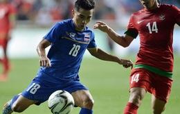 """Kiatisuk ủng hộ """"Messi Thái Lan"""" sang Nhật"""