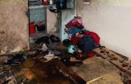 TP.HCM: Cháy nhà trọ, 5 người bỏng nặng