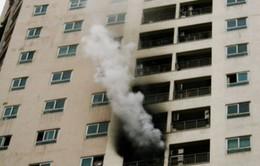 Hà Nội: Thiếu kinh phí mua bảo hiểm cháy nổ chonhà tái định cư