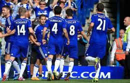 Chelsea 2-0 Arsenal: Stamford Bridge nhuốm màu bạo lực