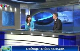 Không kích Syria: Bước ngoặt trong chính sách chống khủng bố toàn cầu của Mỹ
