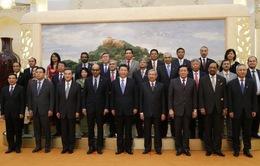 21 nước châu Á thỏa thuận thành lập ngân hàng khu vực