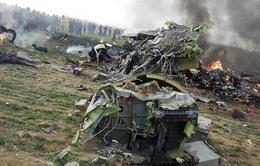 Rơi máy bay quân sự ở Trung Quốc, ít nhất 2 người thiệt mạng