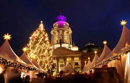 Chợ Noel ở Berlin - Sự kết hợp giữa truyền thống và hiện đại