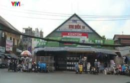TP HCM: Vận động giải tán chợ hóa chất Kim Biên