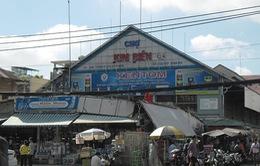 TP.HCM: Di dời các hộ kinh doanh hóa chất ra khỏi chợ Kim Biên