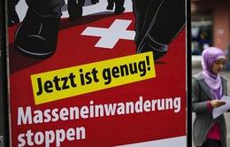 Cử tri Thụy Sĩ bác bỏ đề xuất hạn chế nhập cư