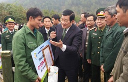 Trao tặng 50 con bò giống cho đồng bào nghèo tỉnh Cao Bằng