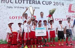 Kid Star FC (TPHCM) vô địch Lotteria Cup 2014